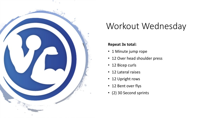 Weds workout 5-29-19