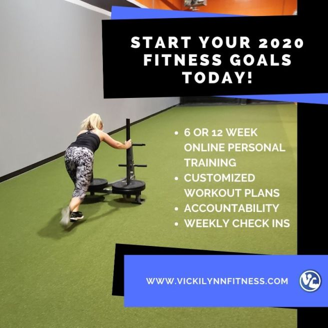 Start your 2020 fitness goals today!